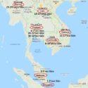 Güneydoğu Asya Gezilecek Yerler ve Gezi Rotası