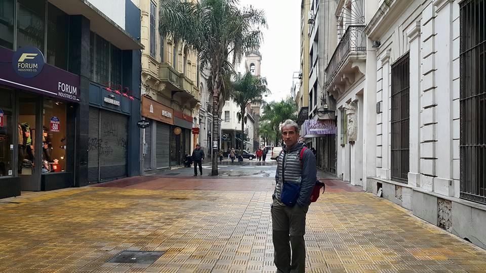 Montevideo Sokakları