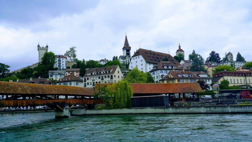 Luzern'de Gezilecek Yerler, Museggmauer