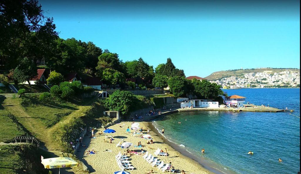Sinop Belediyesi Plaj Bölgesi