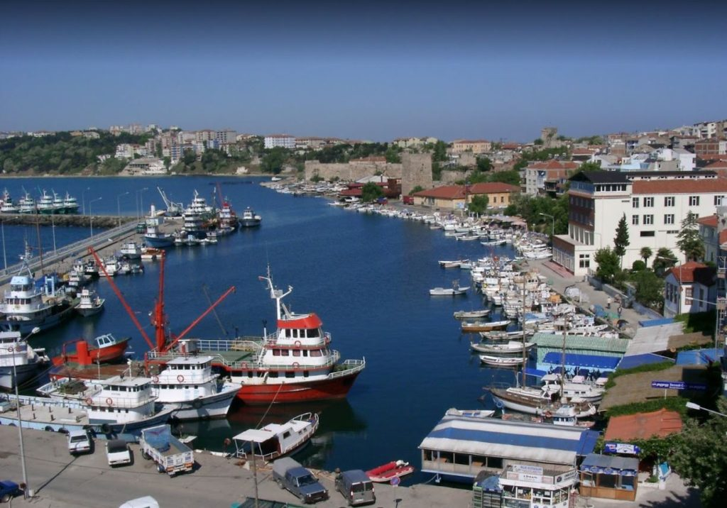 Sinop Liman Bölgesi