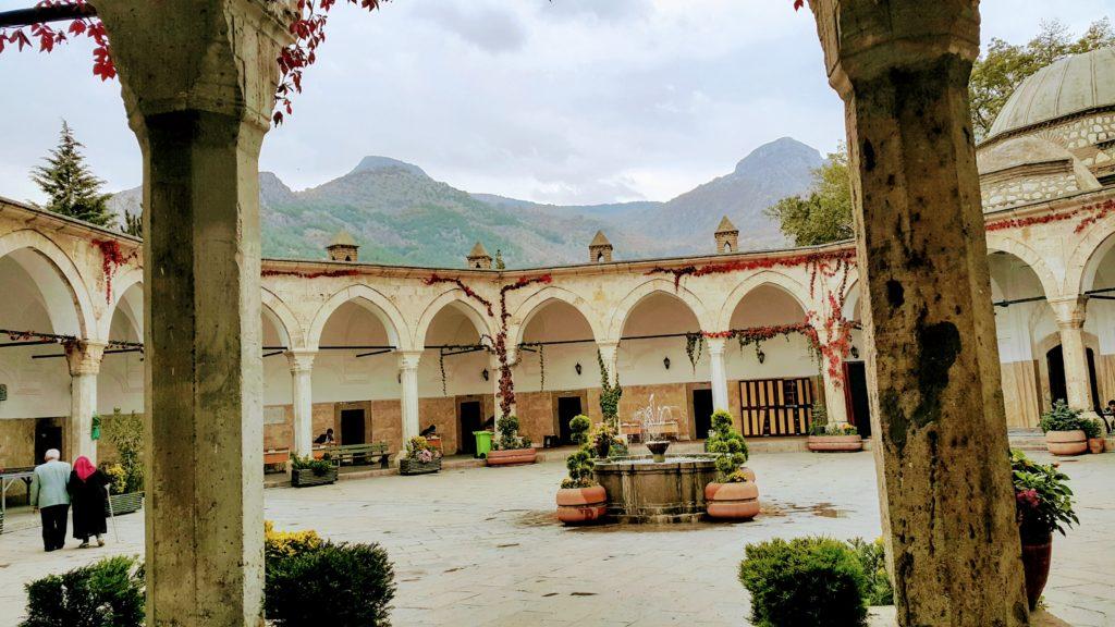 Amasya 'da Gezilecek Yerler; Büyükağa Medresesi
