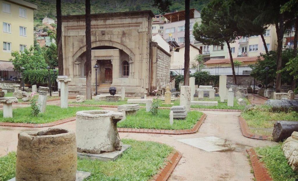 ehzadeler Şehri Amasya Arkeoloji Müzesi
