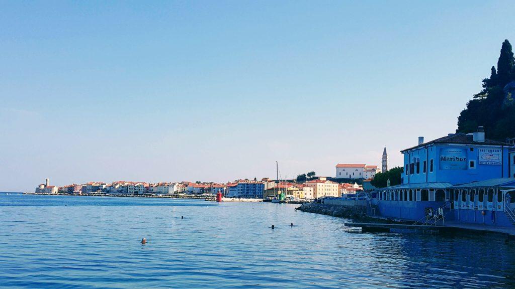 Tarihin ve Denizin Bir Arada Bulunduğu, Piran