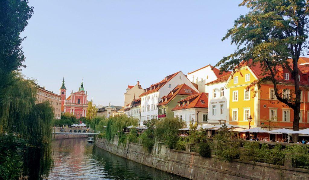 Slovenya'nın Başkenti, Lübyana