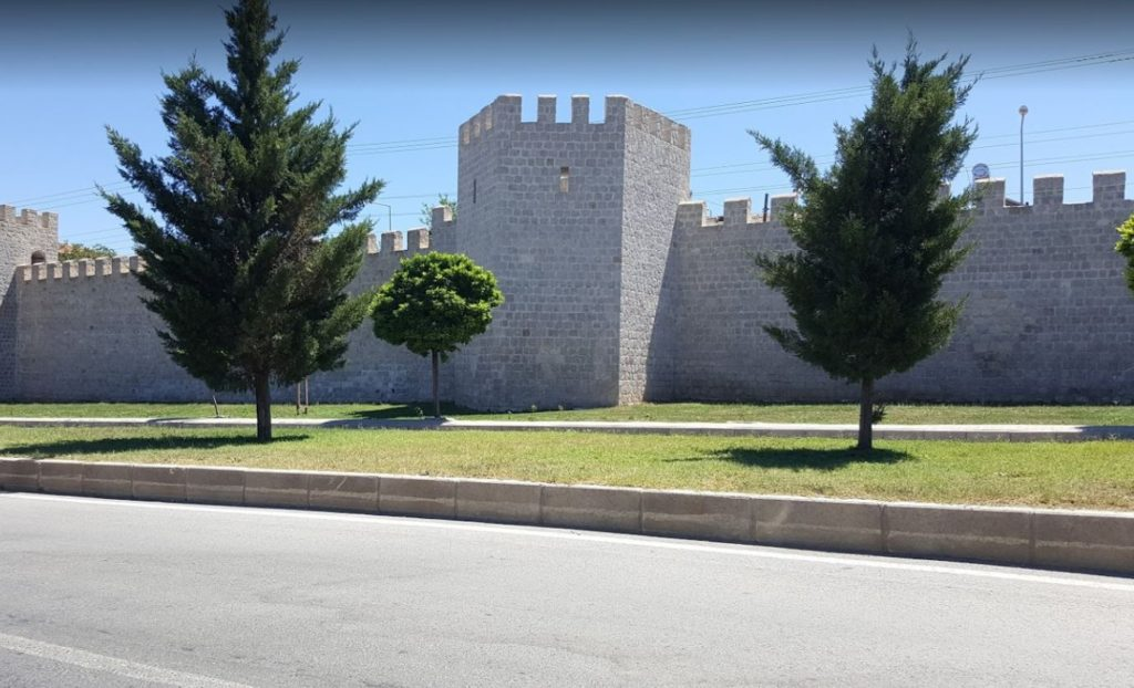 Eski Malatya Şehir Surları (Malatya Kalesi)