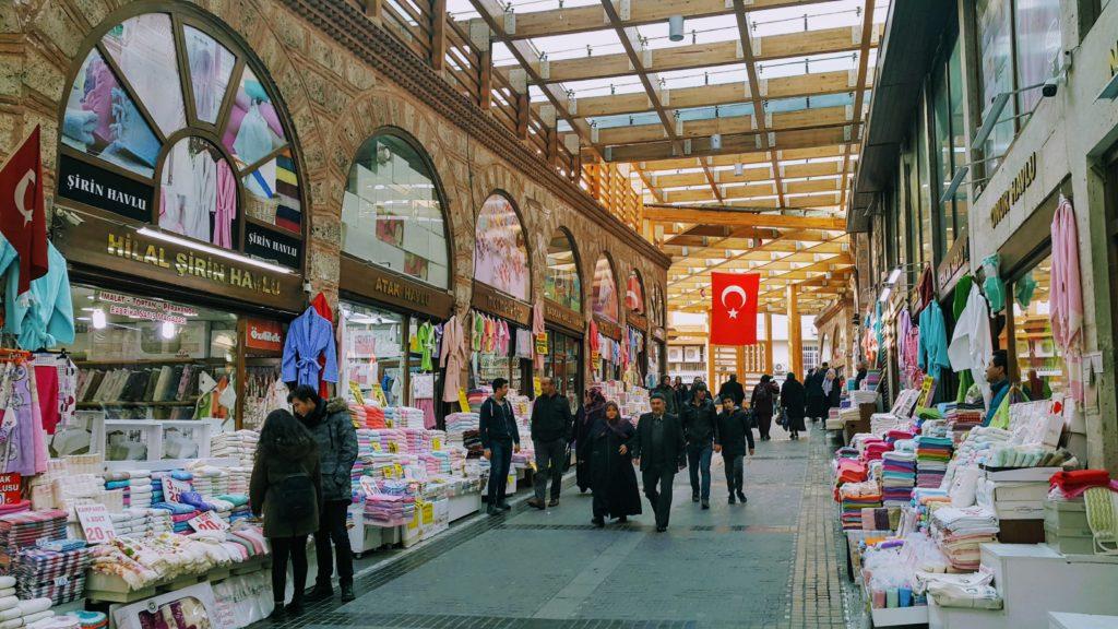Bursa Kapalı Çarşı
