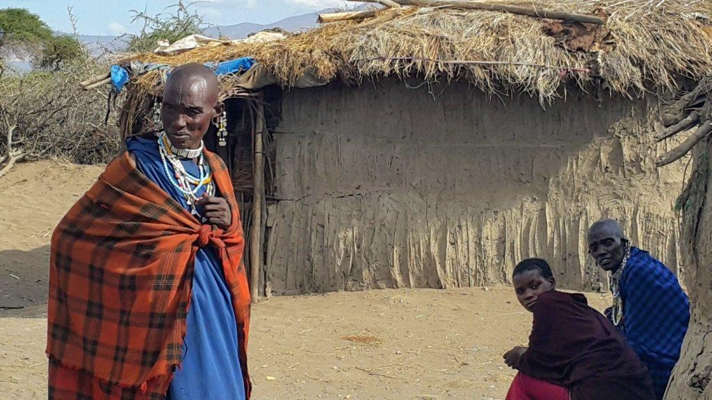 Masailerin Mütevazi Evleri