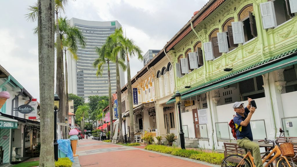 Singapur Arap ve Müslüman Mahallesi