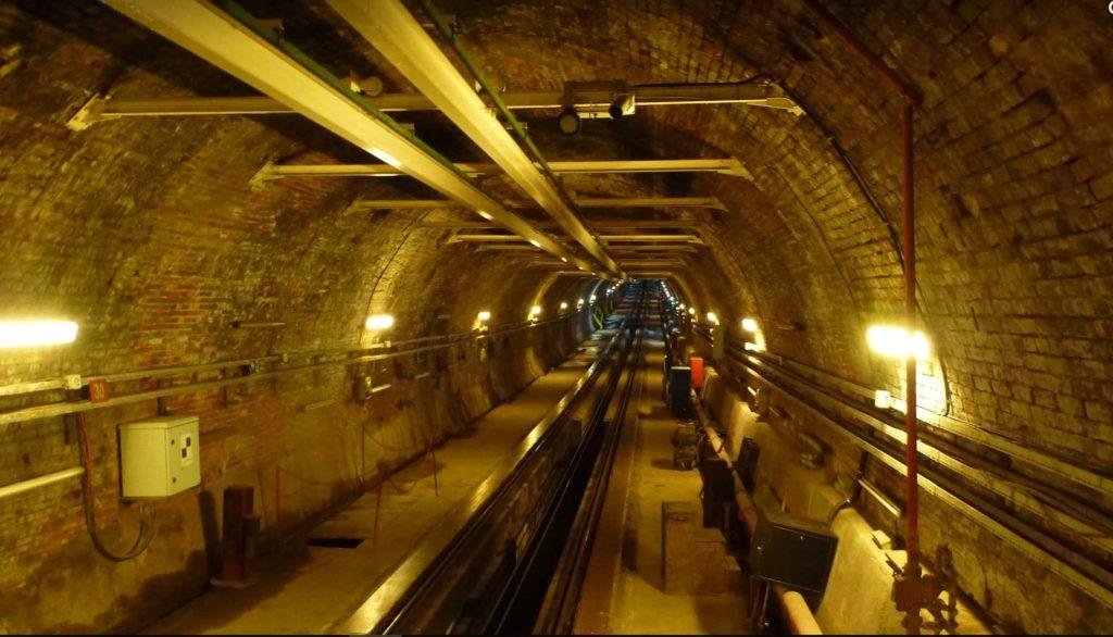 Galata Tüneli