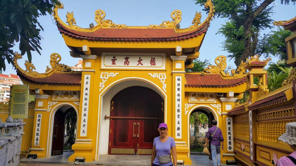 Van Mieu/Literatür Tapınağı,