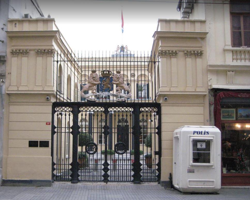 Hollanda Sarayı