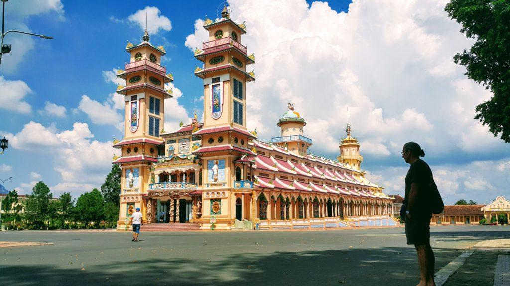 Kaodizm'in Kutsal Göz Tapınağ