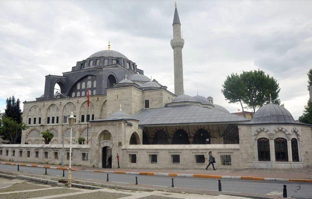 Kaptanı Derya Kılıç Ali Paşa Cami