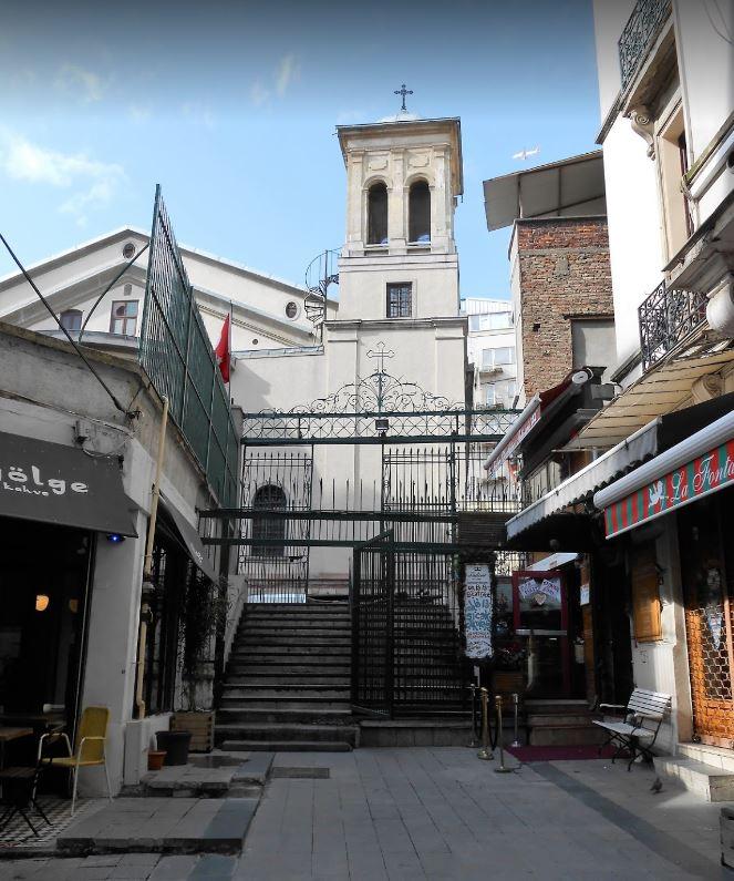 Panaia Rum Ortodoks Kilisesi