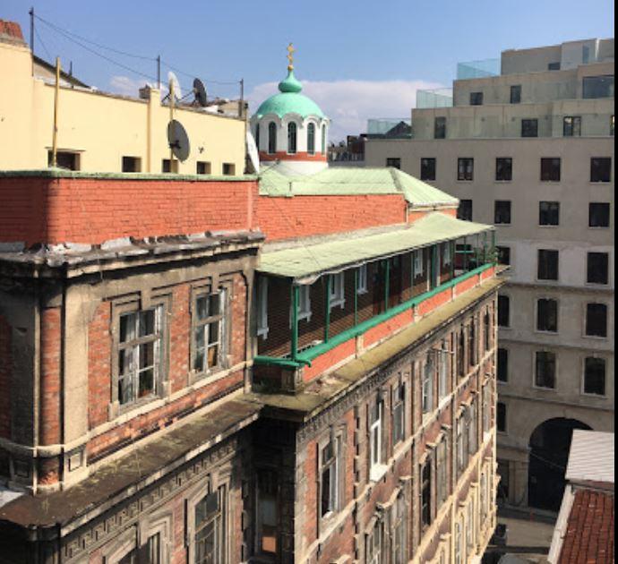 Aya Panteleymon Rus Ortodoks Kilisesi