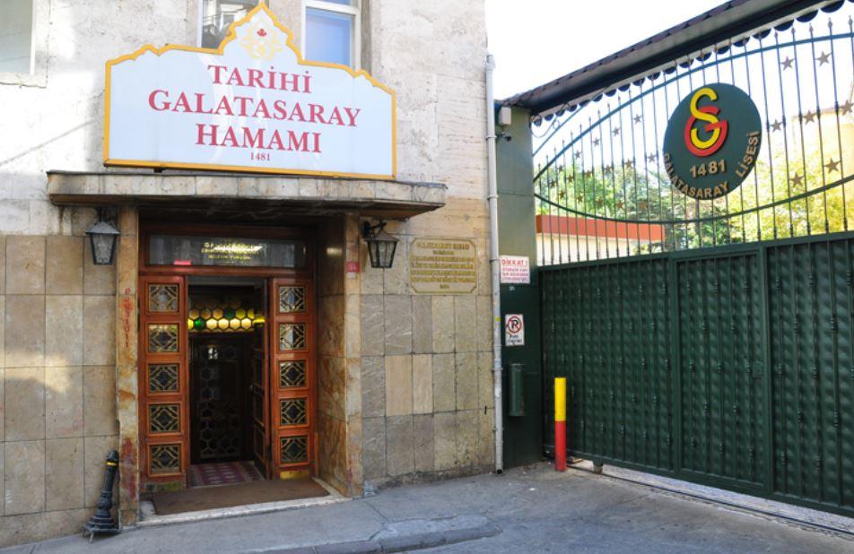 Tarihi Galatasaray Hamamı