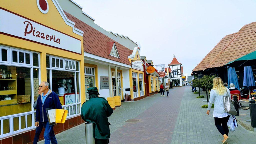 Adeta Bir Avrapa Kenti Olan Sakomund Sokakları
