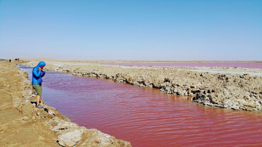 Göller ve Tuz Üretim işlemleri