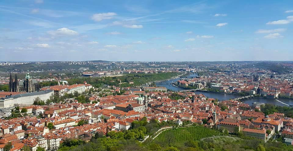 Çekya'nın Başkenti Prag