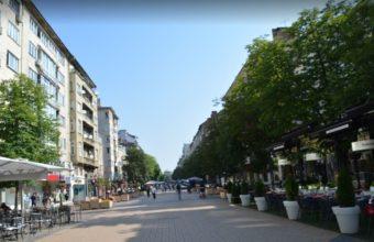 Sofya Vitoşa Caddesi