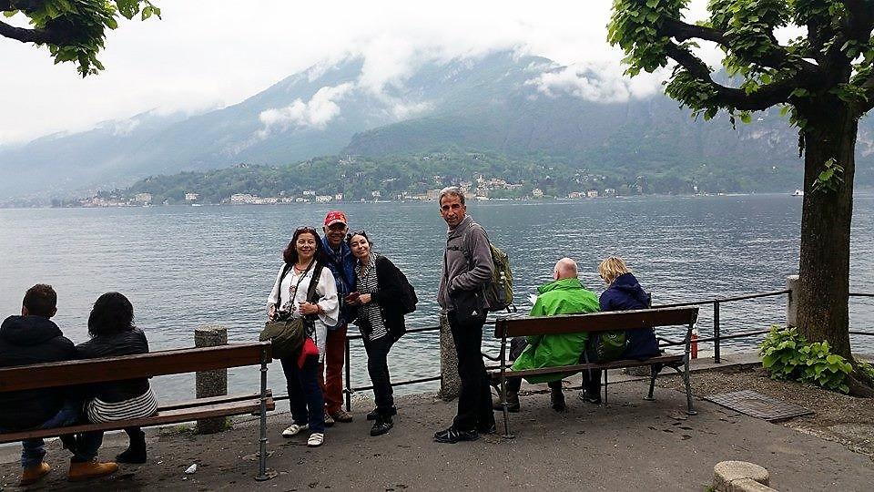 Como Gölü ve Como Kenti