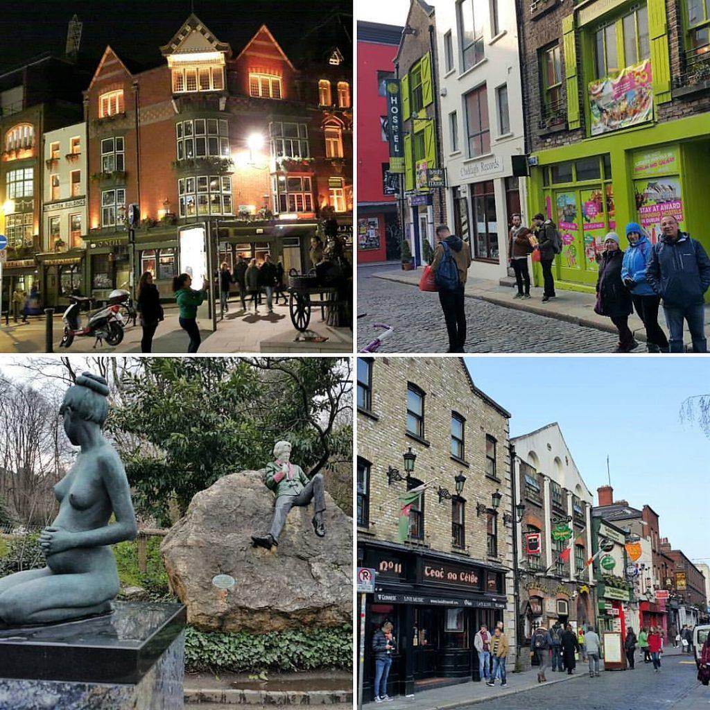 Dublin'den Değişik Görüntüler