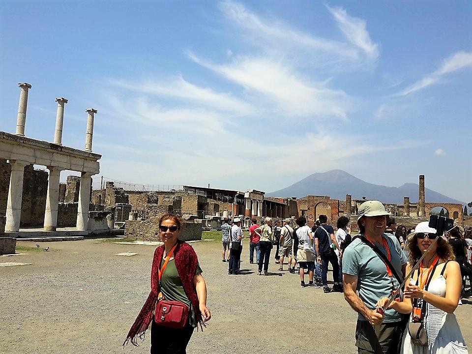 Pompei Açık Hava Müzesi
