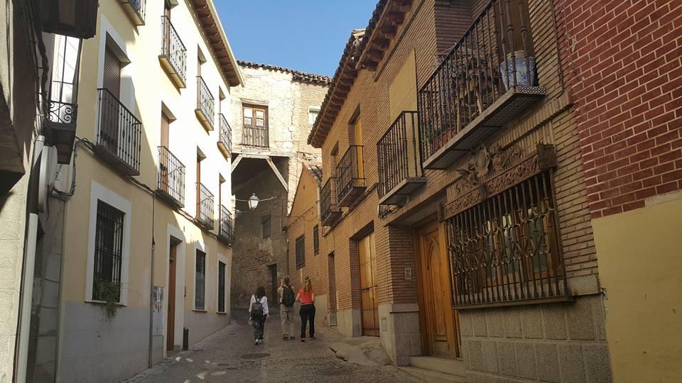 İspanya'nın Eski Başkenti Telado
