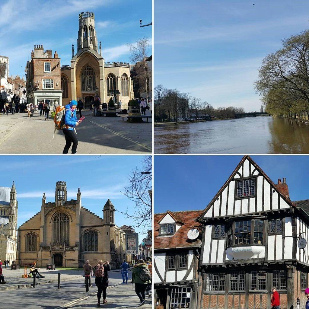 York'tan Değişik Görüntüler