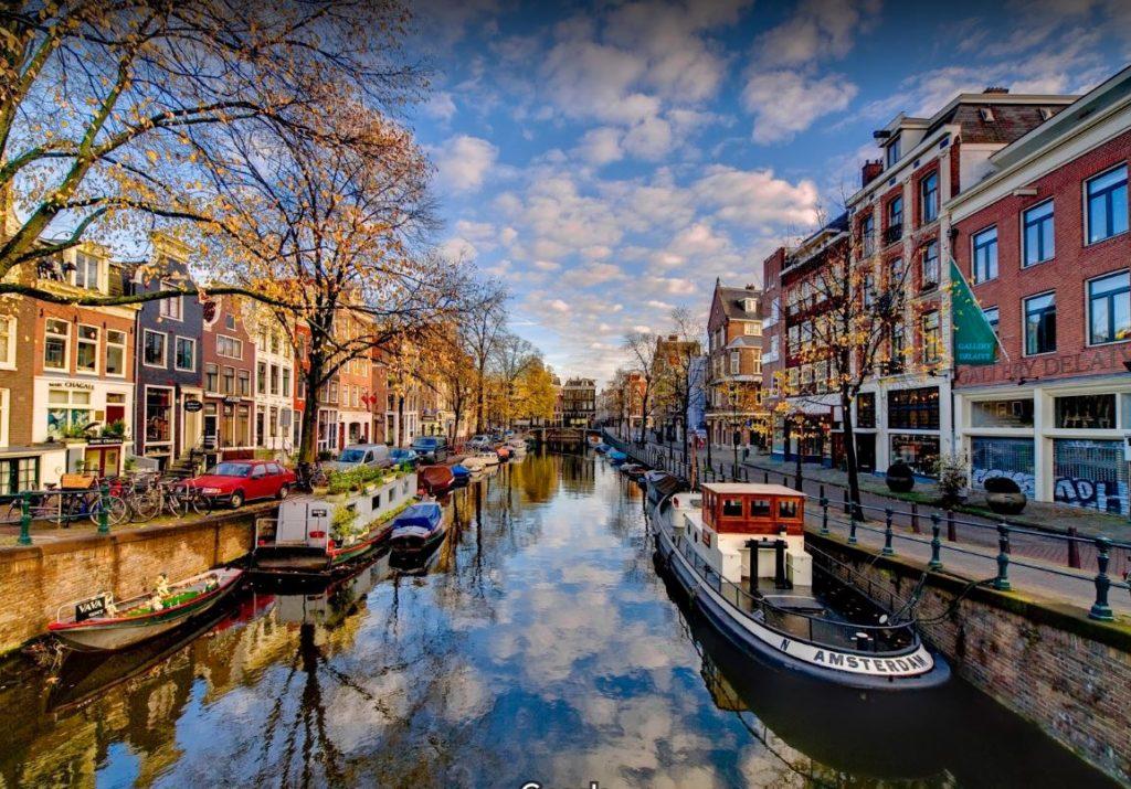 Kanallar Kenti Amsterdam