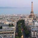 Dünyaca Ünlü Eiffel Kulesi