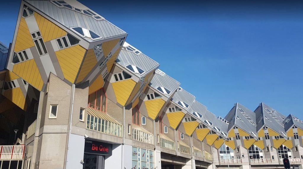 Rotterdam Küp Evler
