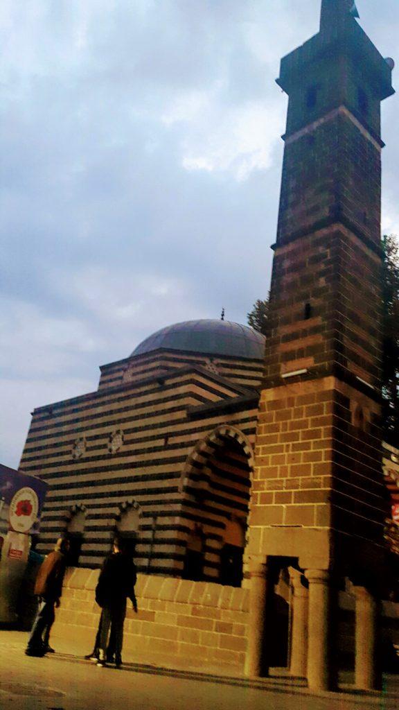 Dörtayaklı Minare