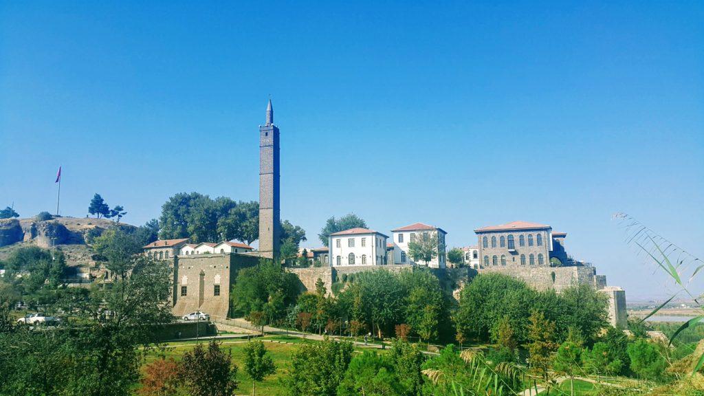 Hz. Süleyman Cami ve Atatürk Müzesi